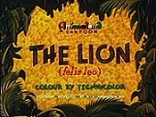 The Lion Pictures To Cartoon