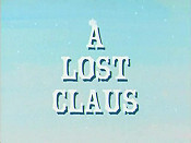 A Lost Claus Cartoon Picture