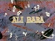 Ali Baba Free Cartoon Picture