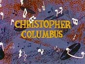 Christopher Columbus Cartoon Pictures