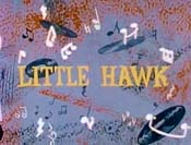 Little Hawk Free Cartoon Picture
