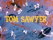 Tom Sawyer Cartoon Picture