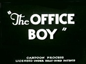 The Office Boy Cartoon Picture