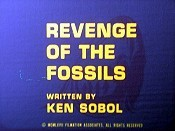 Revenge Of The Fossils Cartoon Picture