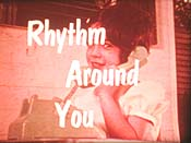 Rhythm Around You Picture To Cartoon