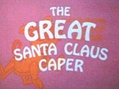 Raggedy Ann And Andy In The Great Santa Claus Caper Picture Of Cartoon