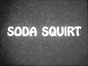 Soda Squirt Picture Of Cartoon