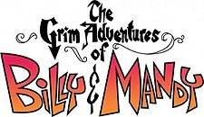 The Grim Adventures Of Billy And Mandy Episode Guide Logo