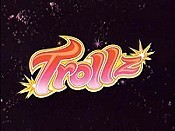Where The Trollz Are Cartoon Picture
