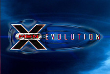 X-Men Evolution Episode Guide Logo