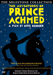 Die Abenteuer des Prinzen Achmed (The Adventures of Prince Achmed) Pictures To Cartoon