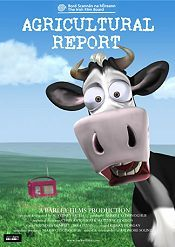 Agricultural Report Free Cartoon Picture