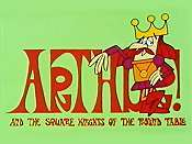 Will The Real King Arthur Please Stand Up Cartoon Picture
