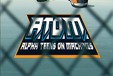 A.T.O.M: Alpha Teens on Machines Episode Guide Logo