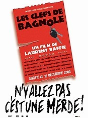 Les Clefs De Bagnole (The Car Keys) Picture Of Cartoon