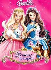 Barbie as The Princess And The Pauper Cartoon Picture