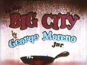The Big City Cartoon Picture