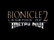 Bionicle 2: Legends Of Metru Nui Cartoon Picture