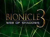 Bionicle 3: Web Of Shadows The Cartoon Pictures