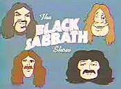 The Black Sabbath Show Picture Of Cartoon