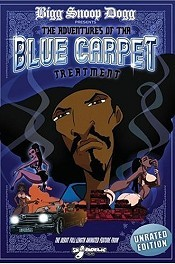 The Adventures of Tha Blue Carpet Treatment Cartoon Character Picture