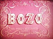 Hot Rod Bozo Cartoon Picture