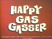 Happy Gas Gasser Free Cartoon Pictures