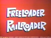 Freeloader Railroader Picture Of Cartoon