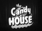 The Candy House Cartoon Picture