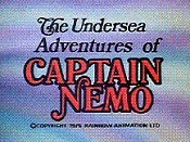 The Undersea Adventures Of Captain Nemo Episode Guide Logo