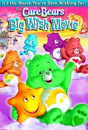 The Care Bears Big Wish Movie Picture To Cartoon