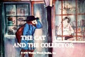 The Cat And The Collector Cartoon Picture