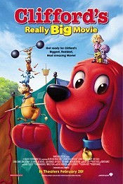 Clifford's Really Big Movie Pictures In Cartoon