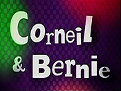 Panic On Board (Corneil And Bernie) Cartoon Character Picture