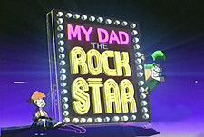 My Dad the Rock Star Episode Guide Logo