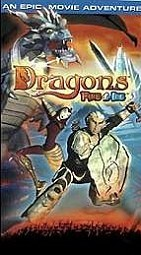 Dragons: Fire & Ice Picture To Cartoon