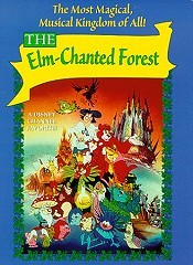 The Elm-Chanted Forest Picture Into Cartoon