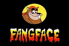 Fangface Episode Guide Logo