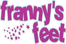 Franny's Feet Episode Guide Logo