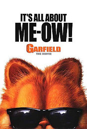 Garfield The Movie Picture Into Cartoon