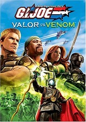 G.I. Joe: Valor Vs. Venom Cartoon Pictures