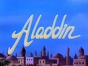 Aladdin Cartoon Picture