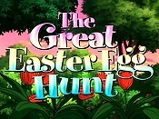 The Great Easter Egg Hunt Free Cartoon Picture