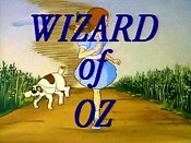 Wizard Of Oz Picture Of Cartoon