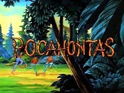 Pocahontas Cartoon Pictures