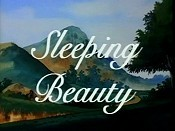 Sleeping Beauty Free Cartoon Picture