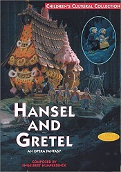 Hansel And Gretel Picture Of Cartoon