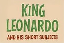 King Leonardo and His Short Subjects  Logo