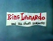 King Leonardo And His Short Subjects (Series) The Cartoon Pictures