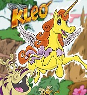 Kleo To The Rescue Picture Into Cartoon